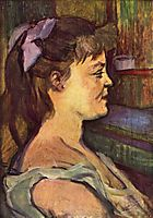 Housewife, 1890, toulouselautrec