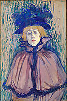 Jane Avril, 1892, toulouselautrec