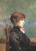 Jeanne Wenz, 1886, toulouselautrec