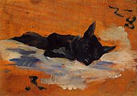 LIttle Dog, 1888, toulouselautrec