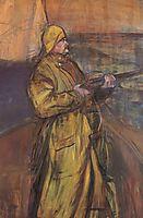 Maurice Joyant Somme bay, 1900, toulouselautrec