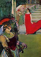 Messaline, 1901, toulouselautrec