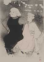 Moulin Rouge L `Union Franco Russian, c.1894, toulouselautrec