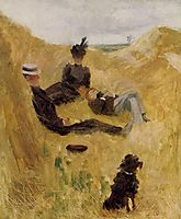 Party in the Country, 1882, toulouselautrec