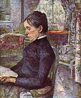 PortraitofCountessA.deToulouseLautrec, c.1886, toulouselautrec