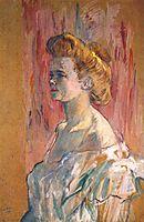 Prostitute the Sphinx, 1898, toulouselautrec