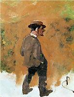 René Princeteau, 1883, toulouselautrec