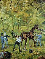 Souvenir of Auteuil, 1881, toulouselautrec