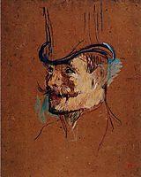 William Warrener, toulouselautrec