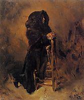 Woman in Prayer, 1882, toulouselautrec