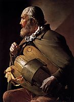 The Blind Hurdy Gurdy Player, tour