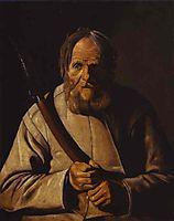 St. Simon, 1620, tour