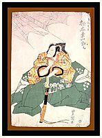 Matsumoto Kōshirō V, c.1820, toyokuni