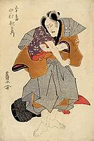 Nakamura Utaemon, c.1809, toyokuni