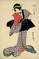 Seki Sanjuro, c.1810, toyokuni