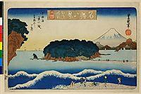 Enoshima seiran, toyokuniii