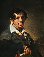 Bulakhov Peter, 1823, tropinin