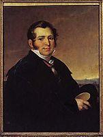 Kusov Alexey, 1820, tropinin