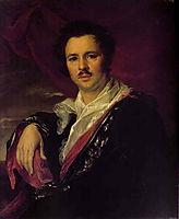 Maikov Nicholas Apollonovich, 1821, tropinin