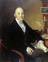 Mikhail Mikhailovich Speransky, tropinin
