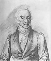 Orlov, Vladimir G, 1826, tropinin