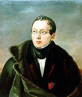 Portrait of Alexander Vsevoldovich Vsevolozsk, tropinin