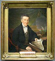 Portrait Ekimov Lazarev Lazarevic, 1822, tropinin