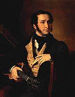 Portrait of Pavel Vasilyev, tropinin
