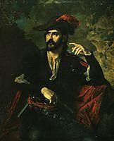 Rogue (Portrait of Prince Obolensky), tropinin