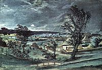 The Storm Over the Grove, 1821, tropinin