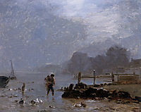 The Fisherman, troyon
