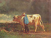 Herdsman, 1860, troyon