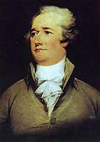 Alexander Hamilton, 1792, trumbull