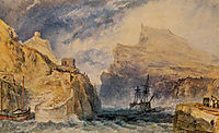 Boscastle, Cornwall, turner