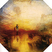 The Exile and the Snail, turner