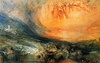 Goldau, 1841, turner