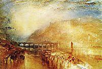 Heidelberg, 1846, turner