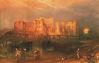 Kenilworth Castle, 1830, turner
