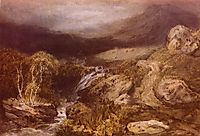 Mountain Stream, Coniston, turner