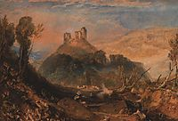 Okehampton, 1826, turner
