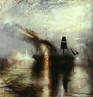Peace Burial at Sea, 1842, turner