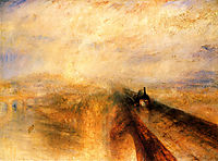 Rain, Steam and Speed The Great Western Railway, 1844, turner
