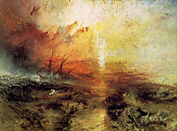 The Slave Ship, 1840, turner