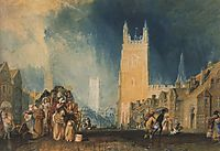 Stamford, Lincolnshire, 1828, turner