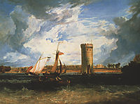 Tabley, the Seat of Sir J.F. Leicester, turner
