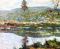 Autumn-Mists, c.1902, twachtman