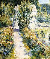 Azaleas, 1899, twachtman