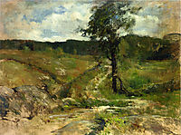 Branchville, c.1889, twachtman