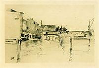 Bridgeport, c.1889, twachtman