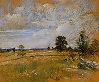 Connecticut Landscape, 1891, twachtman